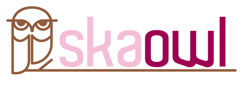 image of skaowl press logo