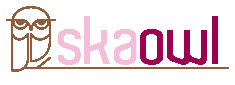 image of skaowl press logo