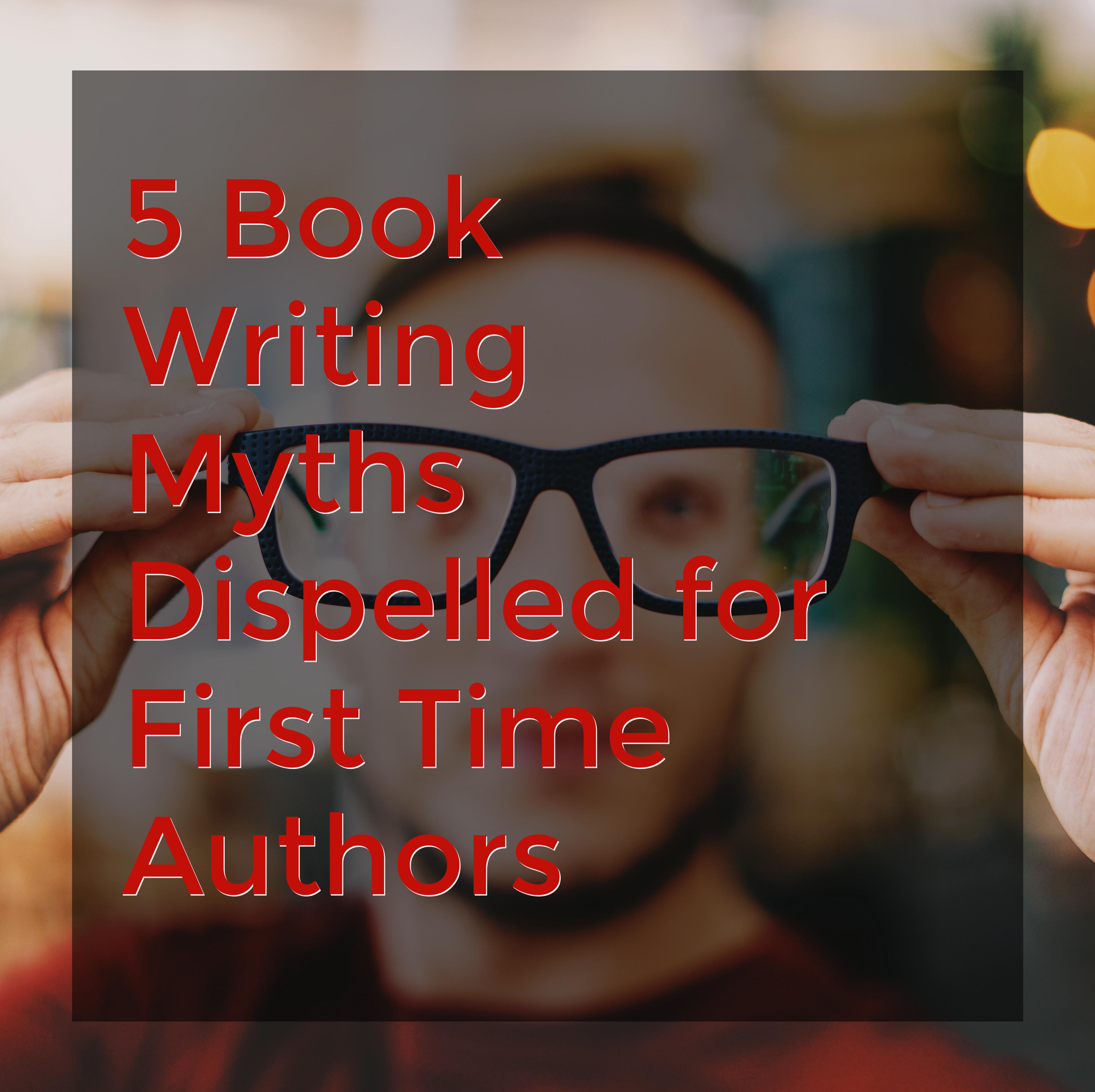book writing myths meme